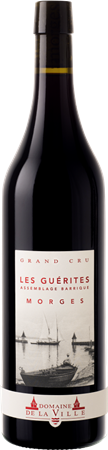 Guérites Rouge 2014- 75 cl.